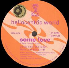 HELIOCENTRIC WORLD - Some Love - Unheard