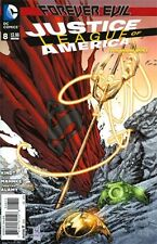 JUSTICE LEAGUE of AMERICA (2013) #8 (New 52) (Forever Evil)