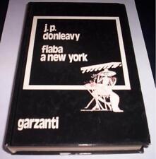 CONTE DE FÉES A NEW YORK J.P. Donleavy 1975 1°et Garzanti livre roman