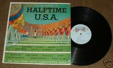 ALL STAR INTER CONFERENCE BAND The COLLEGE MARCHES ♫ LP Vinyl Record Album 33rpm
