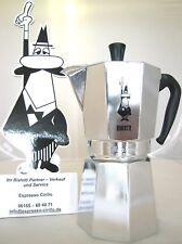 Bialetti Espressokocher -1165- Espressokanne Moka Express 9 Tassen NEU