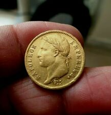 NAPOLÉON EMPEREUR - 20 FRANCS 1811 A PARIS OR/GOLD