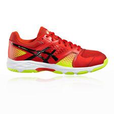 Asics Hommes Rouge Gel-Domain 4 Chaussures De Sport En Salles Baskets Amorti
