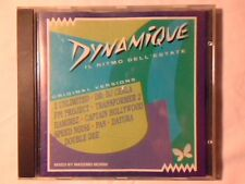 CD Dynamique 2 UNLIMITED DJ CERLA DATURA DOUBLE DEE FPI PROJECT RAMIREZ PAN