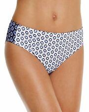 Tommy Bahama Swim Paisley Terrace Sz XL Bikini Bottom Mare/White (i13)
