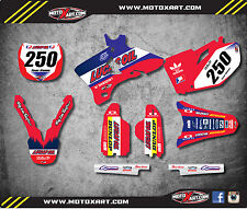 Yamaha YZF 450 - 2003 2004 2005 stickers Full Custom Graphic Kit ACTIVE STYLE