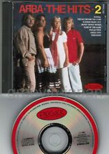 ABBA The Hits 2 UK CD PWKS500 w/fold-out PS Free S&H/P&P