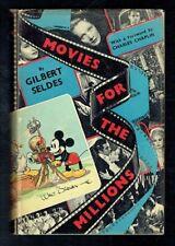 Seldes, Gilbert; Movies for the Millions. Batsford 1937 Fair
