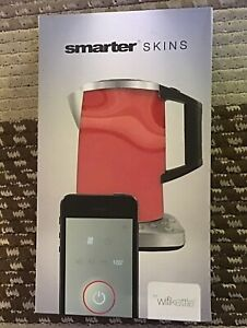 Wifikettle Skin Smarter Skins Red Kettle Cover NEW