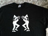 Two Tone Rude Boy Girl Tee Shirt: All Sizes: Christmas: Ska Specials Buster