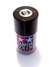 Tamiya TS-6 MATTE BLACK  Spray Paint Can  3.35 oz. (100ml) 85006