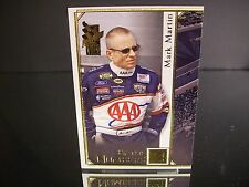 Rare Mark Martin #6 AAA Press Pass VIP 2006 Card #59 BY THE NUMBERS