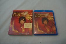 Big Fish & Begonia w/Slipcover (Blu-Ray/Dvd, 2-Disc Set, 2016) *No Digital, #1