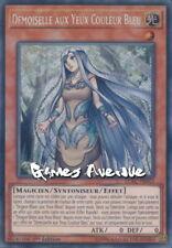 Yu-Gi-Oh ! Demoiselle Aux Yeux Couleur Bleu LCKC-FR012 (LCKC-EN012) VF/SECRET