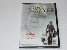 Special Edition Double Feature Angel and the Badman John Wayne on Film DVD 1999