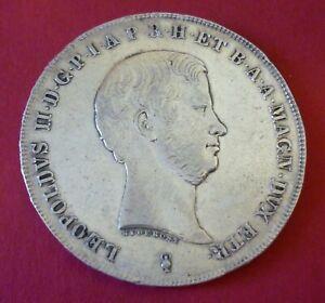 ITALIE  TOSCANE  Francescone (10 Paoli)  1846   LEOPOLD II