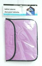 IPad 3 tablet sleeve purple fits up to 10 inch screen