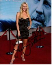 HELENA MATTSSON signed autographed photo