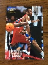 1996-97 Allen Iverson Fleer Rookie MINT
