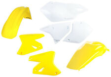 Acerbis Yellow Plastic Kit For Suzuki DRZ 400 E 00-07 2041080206