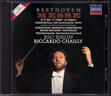 Riccardo CHAILLY: BEETHOVEN Messe C Meeresstille und glückliche Fahrt Susan DUNN