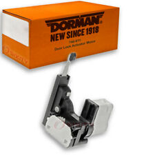 Dorman OE Solutions 746-011 Door Lock Actuator Motor for 25664287 16607732 bq