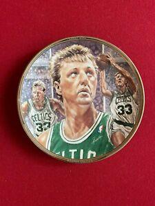 "1991,Larry Bird,""SPORTS IMPRESSIONS"", Collector's Plate (Scarce/Vintage) Celtics"