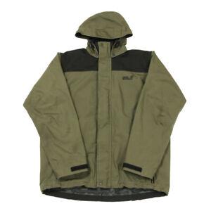 JACK WOLFSKIN Texapore Function 65 Waterproof Jacket | Large | Anorak Cagoule