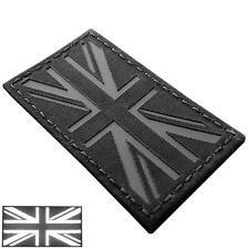 union jack UK flag infrared IR blackout morale laser hook-and-loop patch