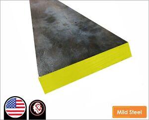 "1/8"" x 2"" Steel Flat Bar - Metal Stock - Plain Finish - 24"" Long"