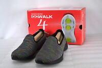 Women's  Skechers 14922/BKMT Go Walk 4- Select Slip on Shoes  Black/Multi