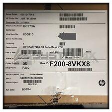 HP 3par 7400 Operating System Software Suite Base LTU BC773A