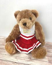 Wildcats Cheerleader Bear Plush Stuffed Animal Hometown Products