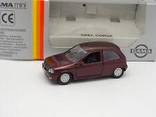 Gama 1/43 - Opel Corsa 3 portes Rouge