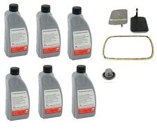 For BMW E46 325i 330Ci 328i High Quality Transmission Kit w/ Drain Plug Fluids