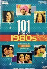 101 Hits Of 1980s - 101 Bollywood Songs DVD, 101 Songs In 3 DVD Set