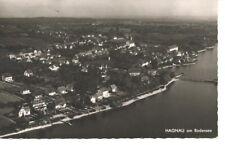 Hagnau Uferansicht Blick vom Flugzeug gl1963 9.877
