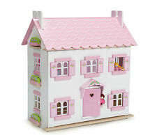 NEW Le Toy Van Sophie's House Wooden Dolls House Sophies