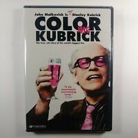 COLOR ME KUBRICK JOHN  MALKOVICH DVD 2005 WS NR BRAND NEW FREE SHIPPING