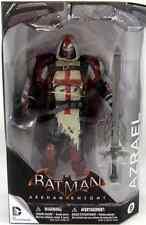 DC COLLECTIBLES BATMAN ARKHAM KNIGHT AZRAEL FIGURE #9