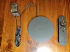 Google - ASUS WiFi Nexus Player Streaming Media Console HD 1080p TV500I