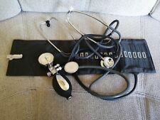 Boso Oberarm Blutdruckmessgerät mit 2 Stethoskopen