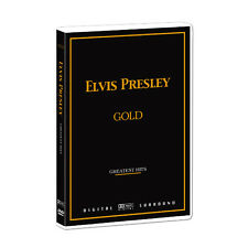 Elvis Presley - Gold Greatest Hits DVD *NEW