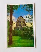Wilmette Illinois Bahai Temple Postcard