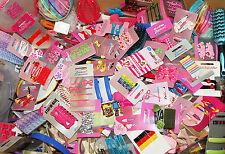 NEU !!!Restposten 100 Packungen Mädchen-Haarschmuck  TOP-Marken-Ware OVP #00