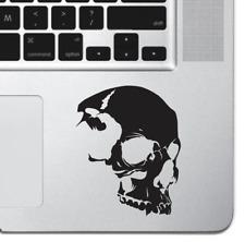 Skull Vinyl MacBook Pro Air Keyboard Sticker Vinyl Decal Laptop iPad Tattoo Skin