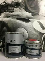 Peinture carrosserie: 1L Apprêt garnissant BESA QUICK + durcisseur = 1,5L (2 kg)