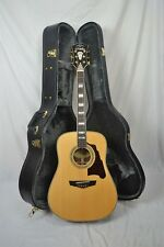 D'Angelico SD 300 Lexington Dreadnought Acoustic Guitar Natural Finish w/Case 7