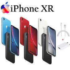 Apple iPhone XR - 64/128/256GB -Unlocked -New (other) -Dual SIM Smartphone -UK