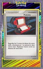 Pokédex - Platine - 114/127 - Carte Pokemon Neuve Française